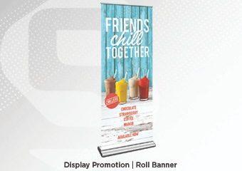 Roll Banner Studio Kreasindo