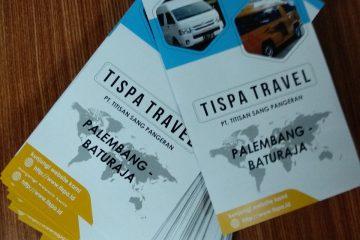 Percetakan Flyer Murah di Palembang