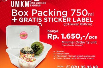 Plastik Packaging Palembang