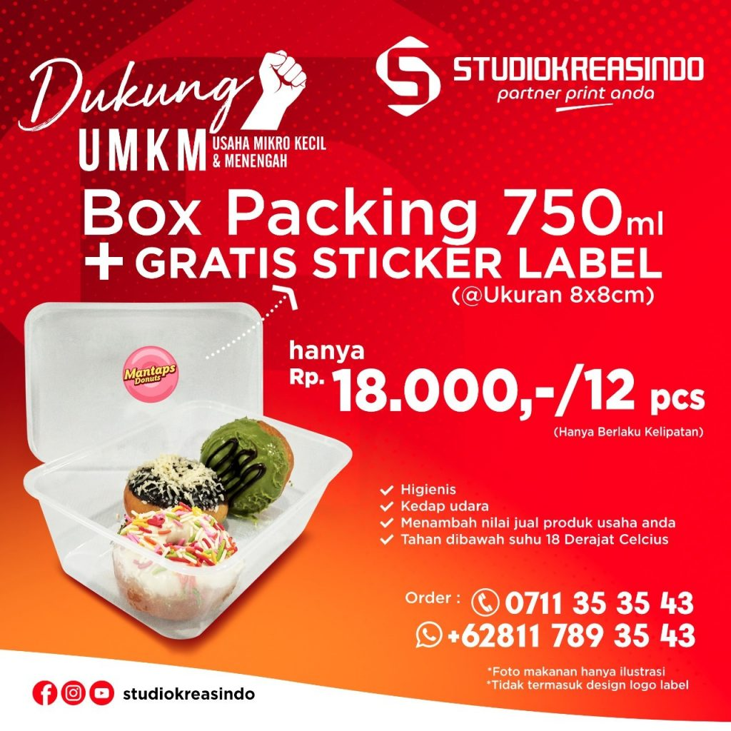 Plastik Packaging  Palembang