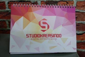 Cetak Kalender 2021 di Palembang